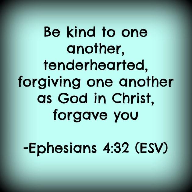 Ephesians 4:32