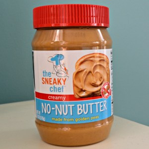 No-Nut Butter by The Sneaky Chef