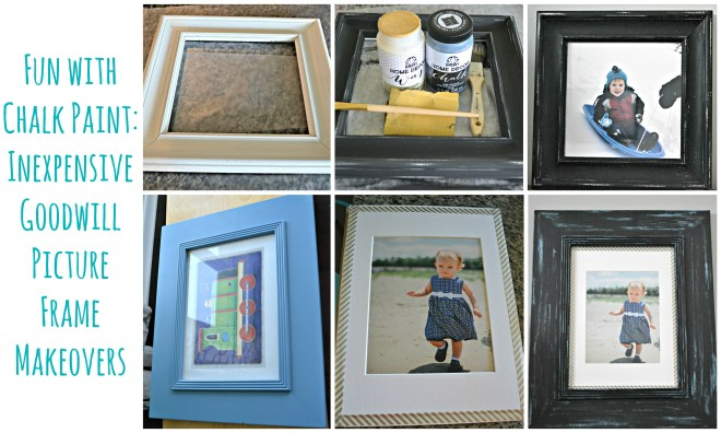 goodwill frame makeovers