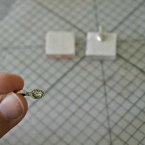 DIY Photo Pendant Beaded Necklaces   www.thisgratefulmama.com