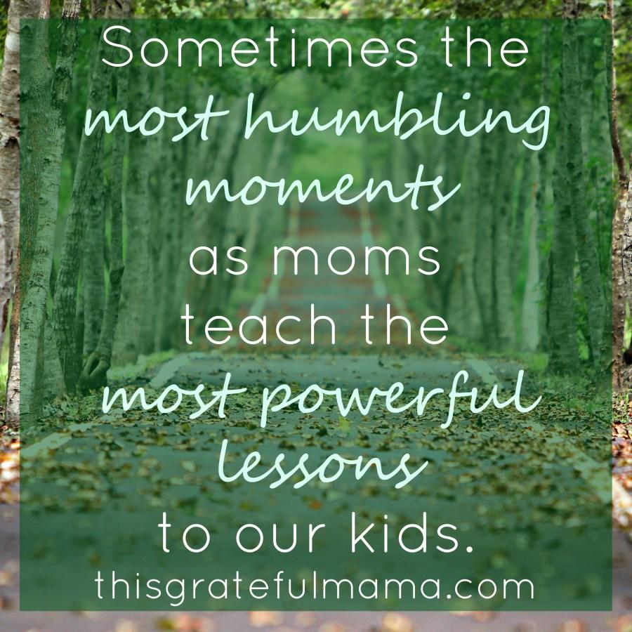 That Time I Got A Speeding Ticket - Teaching Kids About Grace | thisgratefulmama.com