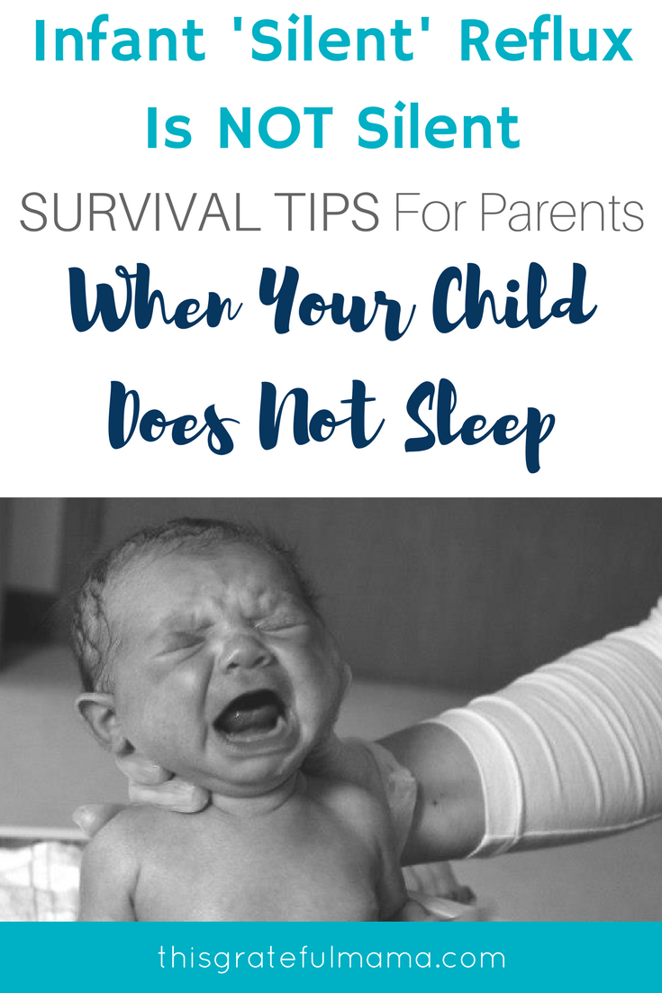 Survival Tips For Parents When Your Child Does NOT Sleep | thisgratefulmama.com