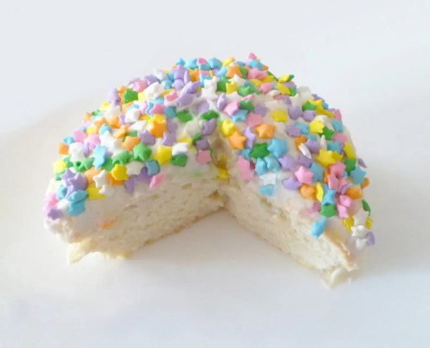 Mini Sour Cream Cake