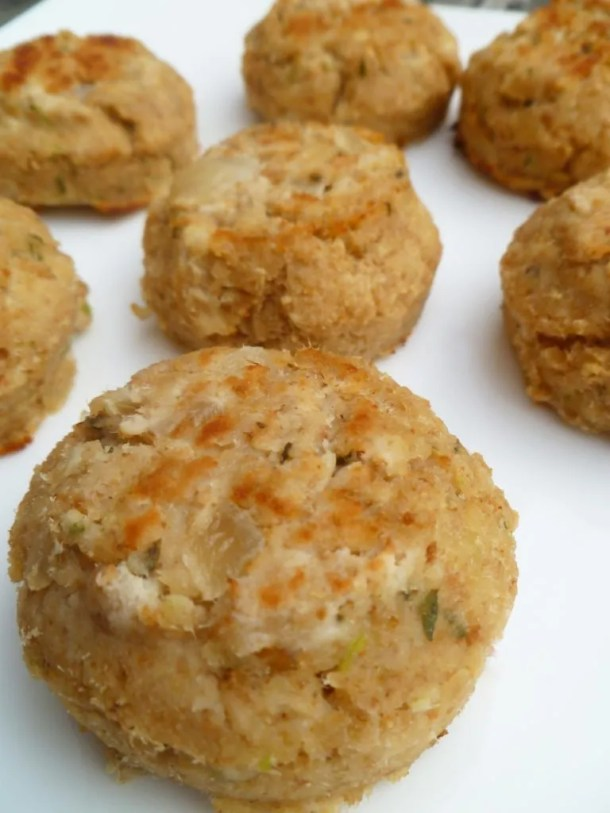 Leftover Tuna Salad Patties