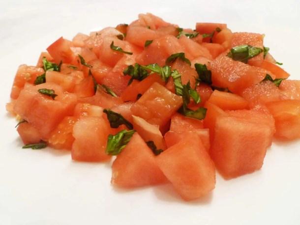 Watermelon Summer Salad