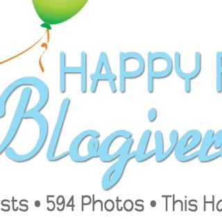 Happy First Blogiversary