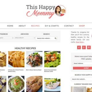 This Happy Mommy Website