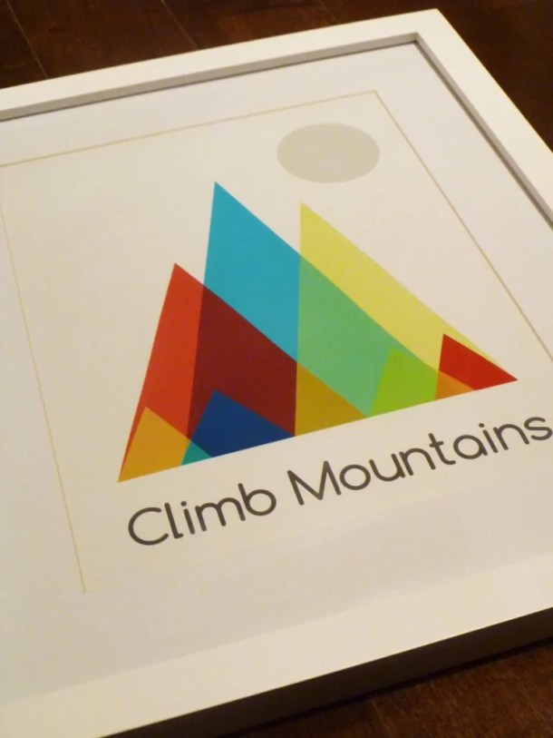 Climb Mountains