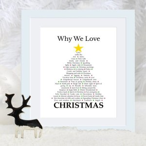 Why We Love Christmas