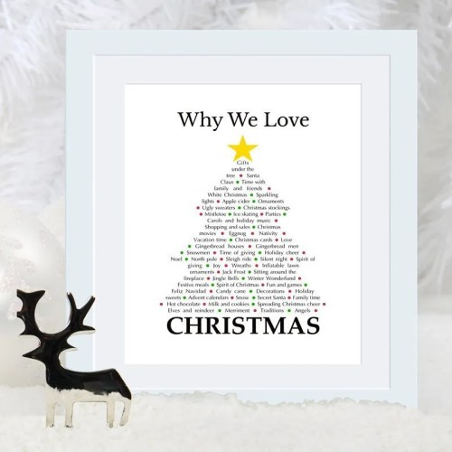 Why We Love Christmas