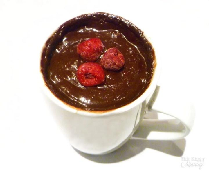 Skinny Brownie Mug Cake