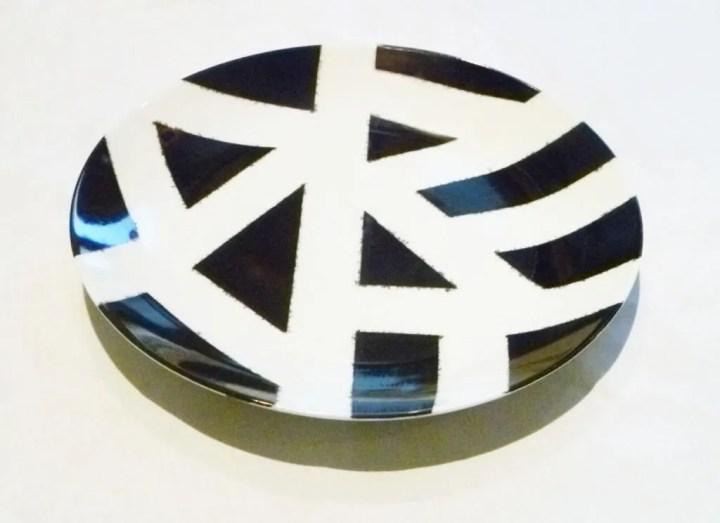DIY Sharpie Plate