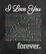 I Love You - Forever