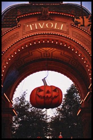 Tivoli at Halloween