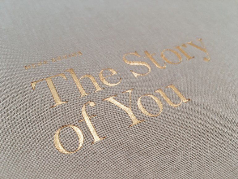 The story of you, AU, christine_simplybloom