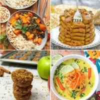 20 Healthy Vegan Sweet Potato Recipes