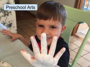 Preschool Arts & Crafts