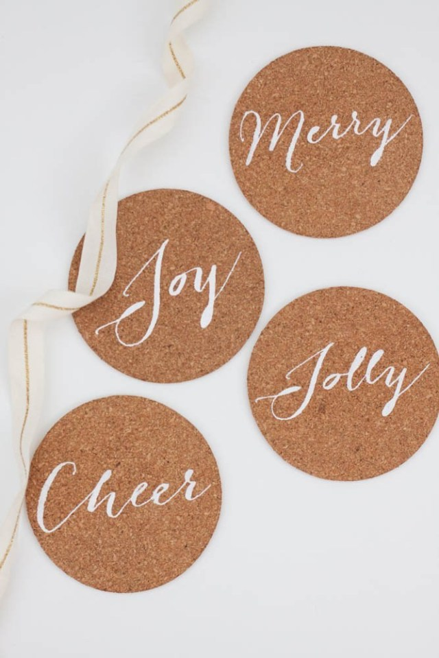 How to Make Custom Coasters to Sell With the Cricut