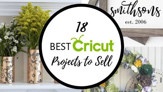 Creative Side Hustle Cricut Projects To Sell This Hustle