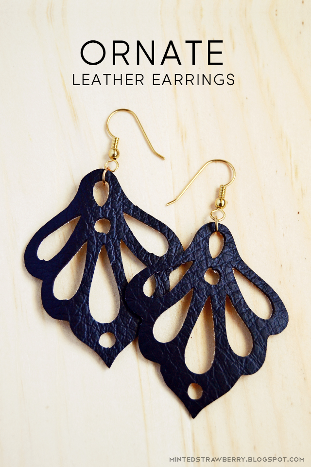 How to Make Earrings with Your Cricut to Sell