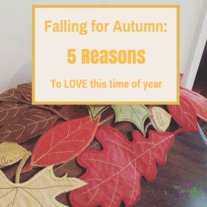 Falling for Autumn 5 reasons to love this time of year