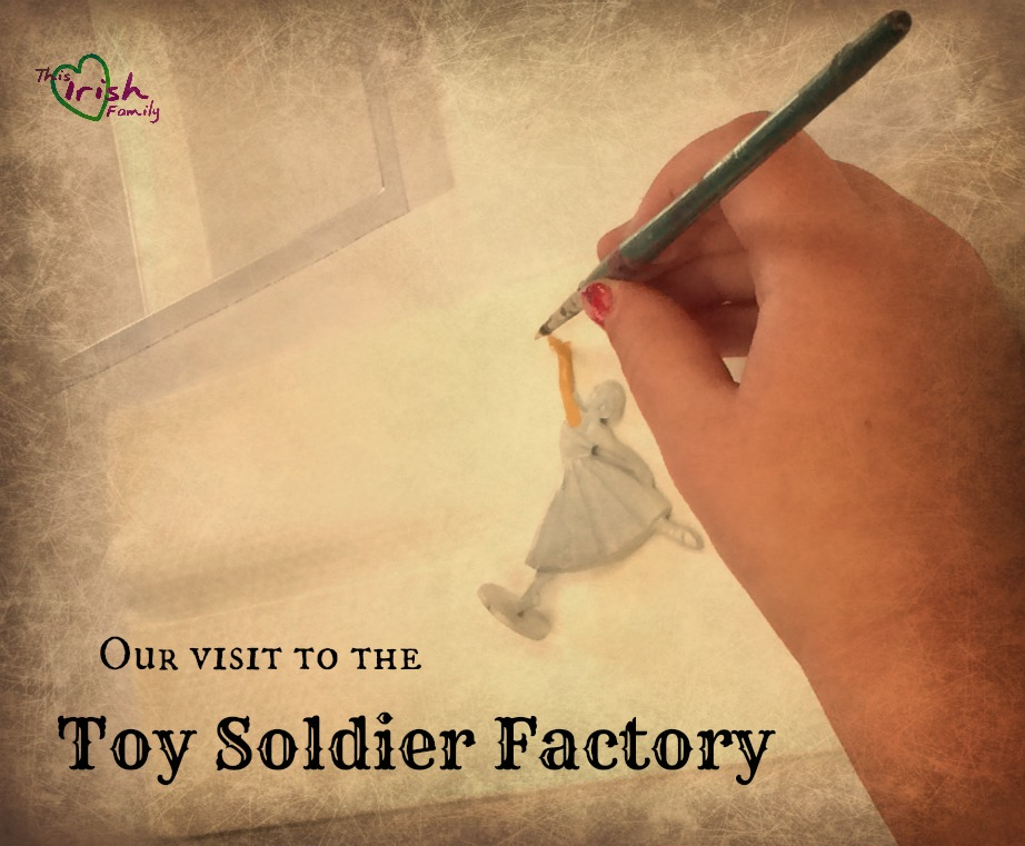 toy solider factory