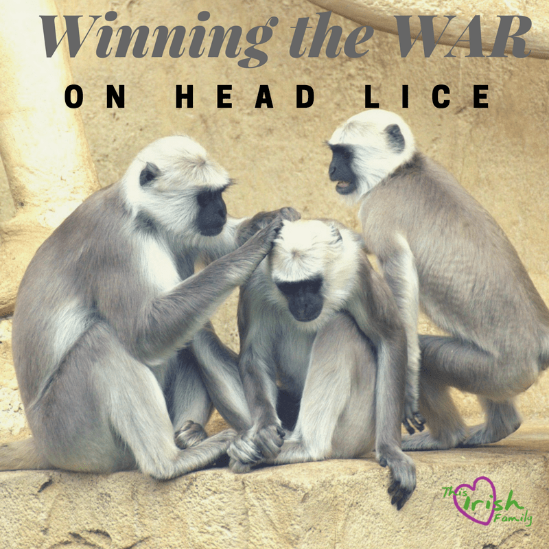 Winning the war on head lice