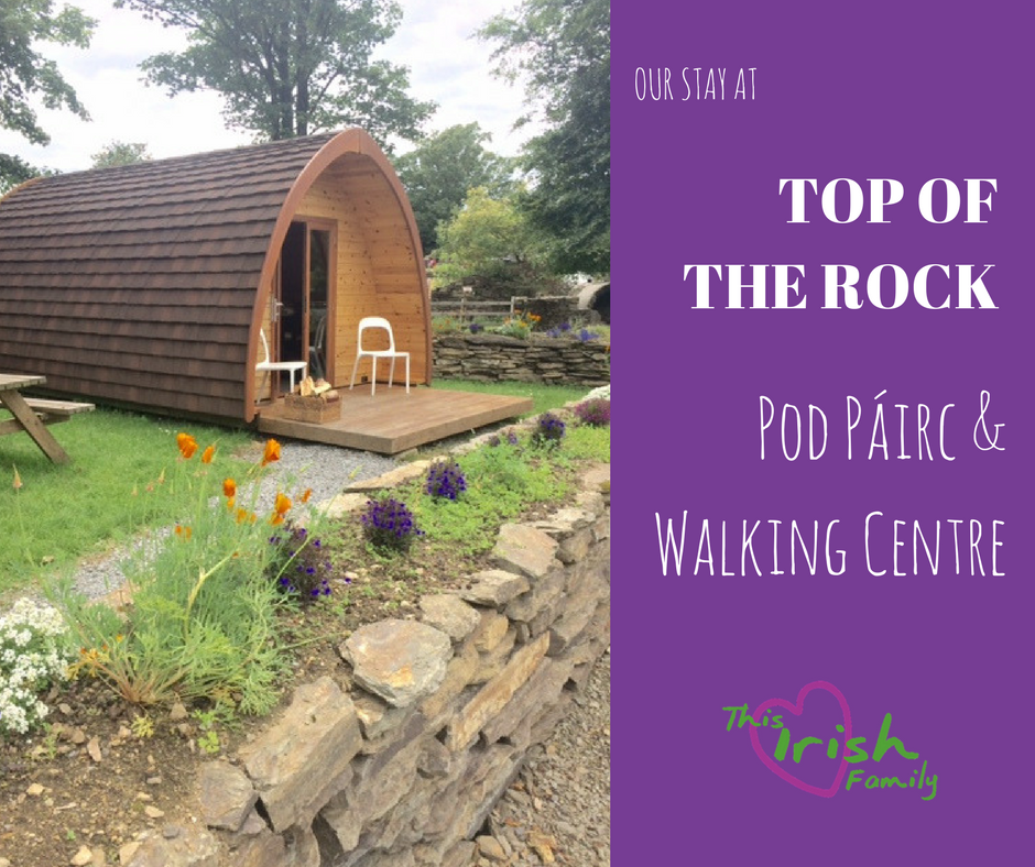 top of the rock pod páirc