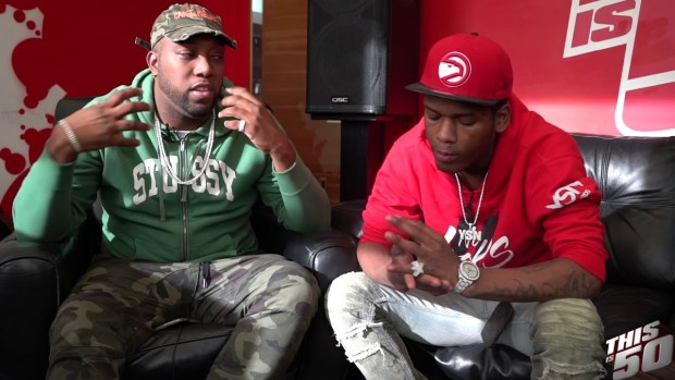 (1/3) Lud Foe on Fighting Teacher in HS + How He Started Rapping & Views on Chicago W Pvnch