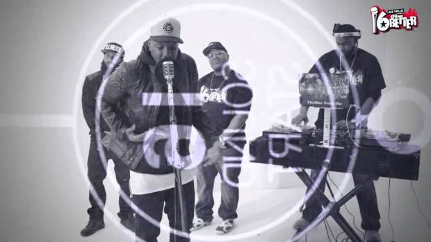16OrBetter – Cypher EP 52   Omar x Absolute x Kash x Dan Q x King Dave