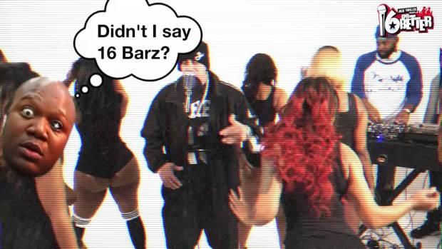 16orBetter EP 86 Vin Rock l Tah G Ali x Miilk Bone x The Queen Bitch x Brute Camp