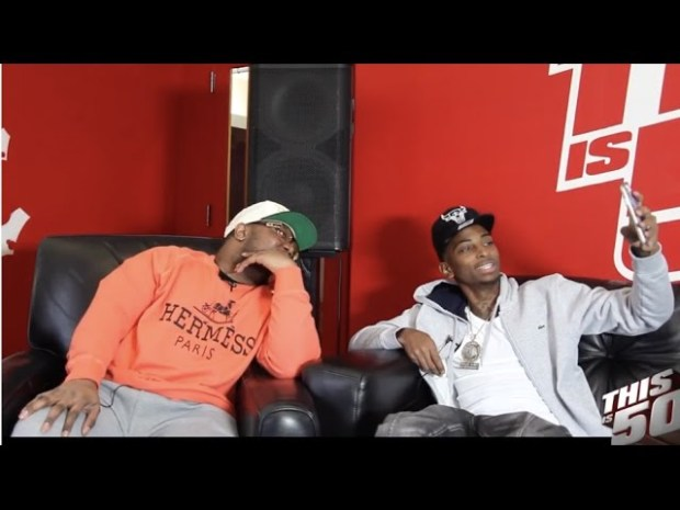 22 Savage on Issue with 21 Savage; Doing Skits; Influenced by Cash Money & No Limit Records