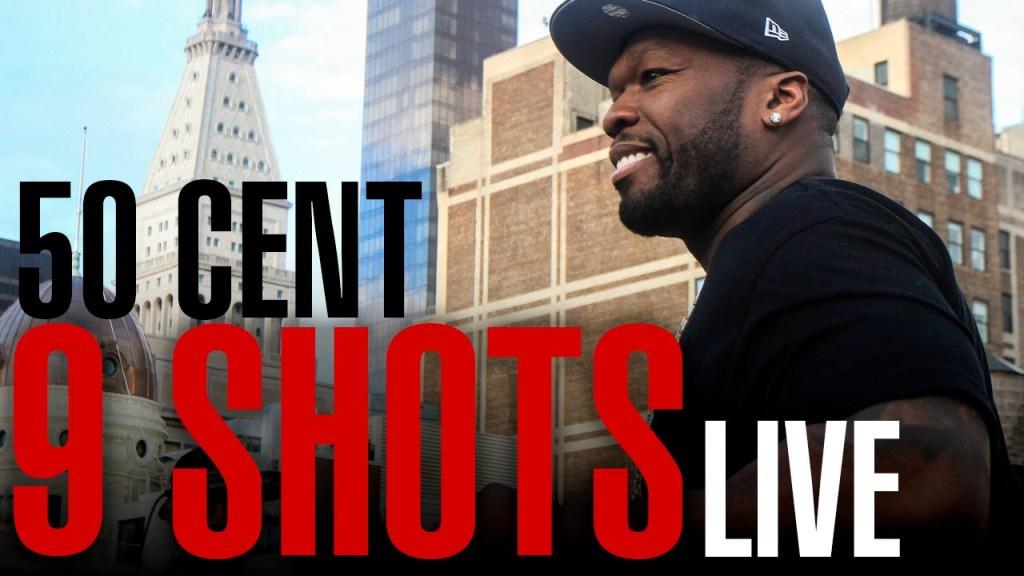 50 Cent – 9 Shots (Live Premiere)