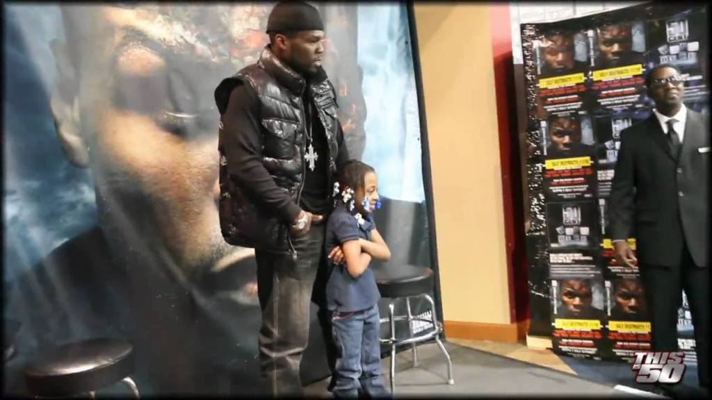 "50 Cent At Best Buy In NYC & NJ For ""Before I Self Destruct"" In Stores Now! 
