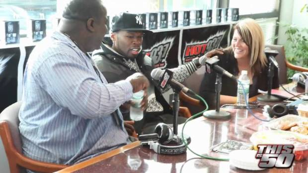 50 Cent Breaks Down on Connecticut Radio Morning Show | Interview | 50 Cent