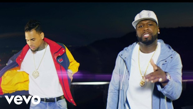 50 Cent – I'm The Man ft. Chris Brown