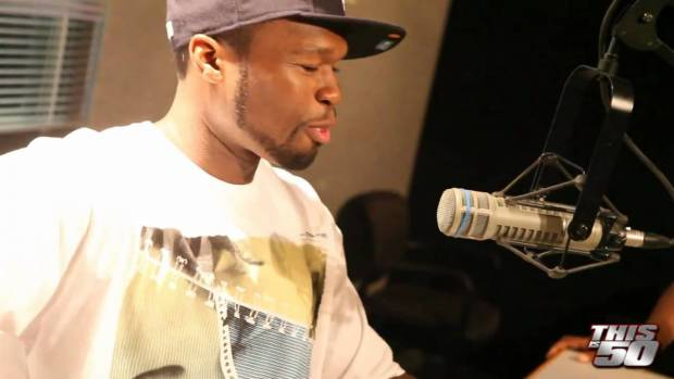 "50 Cent Remembers ""Amusement Park"" Live Performance At The 2007 BET Awards"