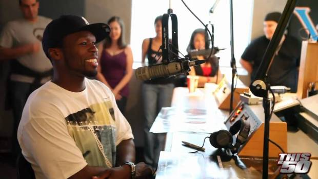 50 Cent Takes Over Miami – BISD Promo Tour Party Guest Starring Officer Ricky | On Tour | 50 Cent