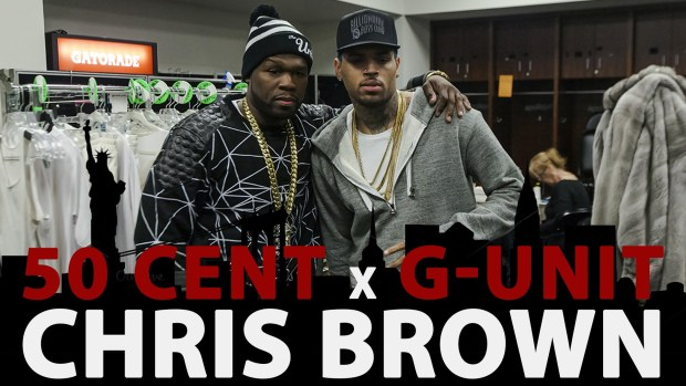 50 Cent x Chris Brown – Between The Sheets Tour, NYC