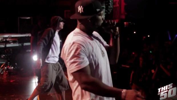 50 Cent x Eminem – Till I Collapse Remix @ SXSW – Austin – 2012 | Live Performance | 50 Cent Music