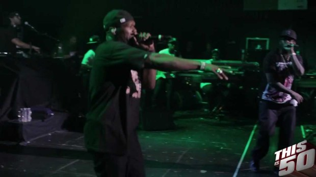 50 Cent x G-Unit @ SXSW 2012 | Live Performance | 50 Cent Music