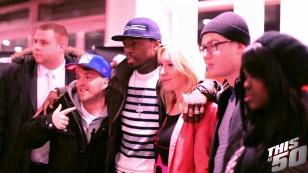 50 Cent x SMS Audio Takeover Berlin x Vienna