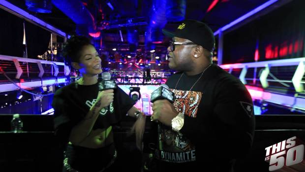 Candice Brook Speaks on Wild N' Out; Has Her Own Show Coming