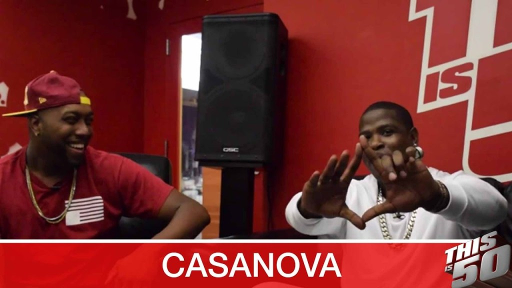 Casanova Signs To Roc Nation?  Locked Up W/ Taxstone; Says 'Robbers Are Haters' ; Don't Run W Pvnch