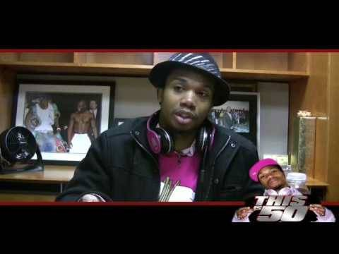 Charles Hamilton Presents The Pink Lavalamp | Interview | 50 Cent