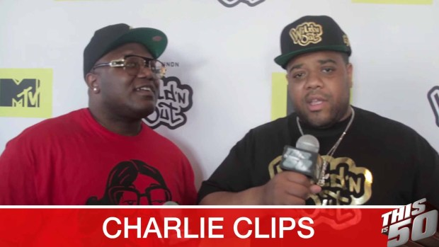 Charlie Clips on Being Newest Star on Wild N Out; Misconception of Being on TV; Battle Rap