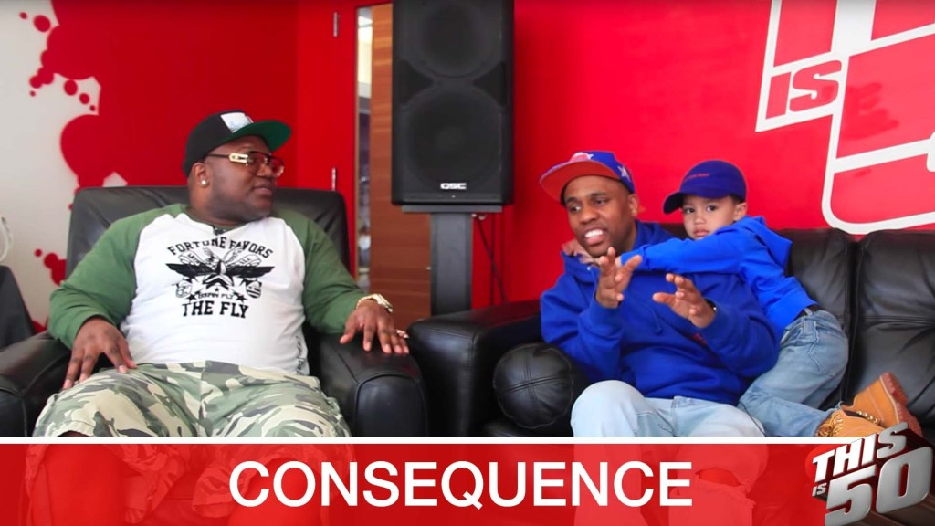 Consequence on His Son Caiden Being The Youngest XXL Freshman Nominee in History
