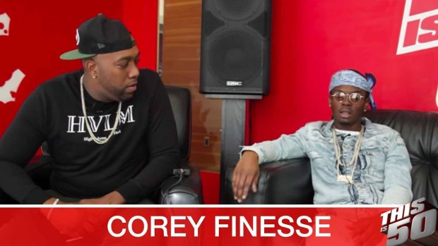 Corey Finesse on GS9 & Says Brooklyn Rappers Don't Give Bobby Shmurda & Rowdy Rebel Enough Credit