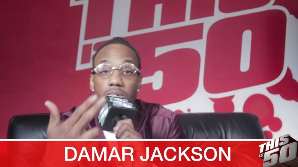 "Damar Jackson on new Single ""Crazy""; K Camp; Sings Live"
