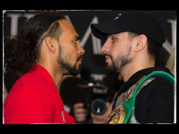 Danny Garcia & Keith Thurman Disagree On Who's The Best Rapper + Both Fighters Predict Knockout